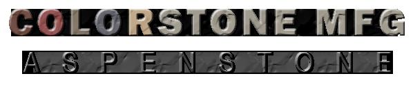 Colorstone MFG Logo